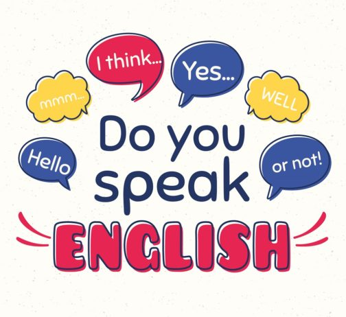 Text picture: Do you speak English
